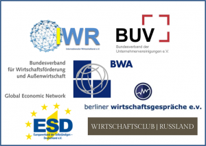 IWR, BUV, BWA, ESD & Co
